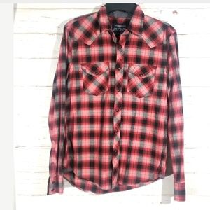 American Eagle Outfitters plaid Vintage fit small
